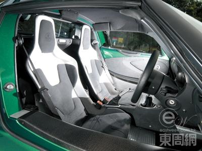 自cr版的赛车座椅