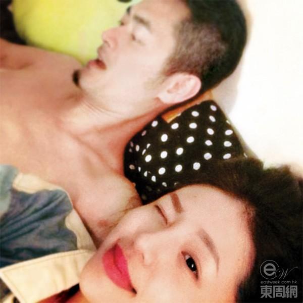 绯闻女王江若琳被指抢男友风波,曾卷入婚变事件林小明与前妻赵雪英
